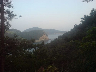 View seen while exploring Yokji Island, South Korea