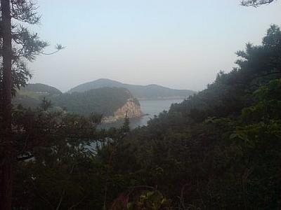 View seen while exploring Yokji Island, South Korea