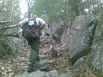 French River hiking guide