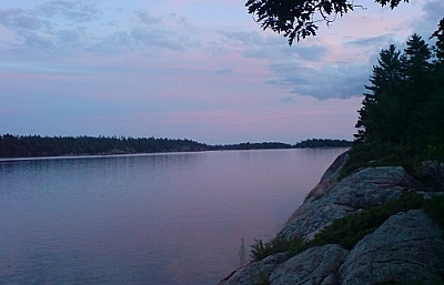 Bad River, French River Waterway Provincial Park