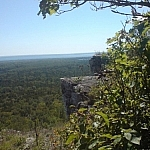 Scenery from hiking on the Cup and Saucer Trail, Little Current, Manitoulin Island