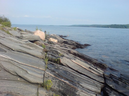 My Ultimate Ontario Day Trips Bucket List includes hiking along the shores of Georgian Bay in Killbear Provincial Park.