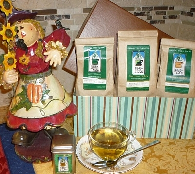 A variety of Boreal Forest Teas gift ideas...