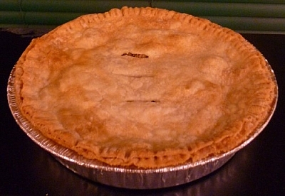 Double-Crusted Meat Pie