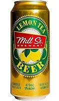 Can of Lemon Tea Beer by Mill Street Brewery