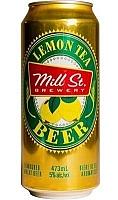 Can of Lemon Tea Beer by Mill Street Brewery