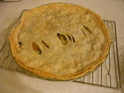 Cornish Vegetable Pie