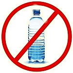 No Bottled Water!