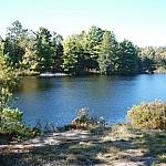 Lac Barbotte Lookout, Noëlville