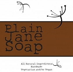 Plain Jane Soap logo