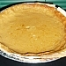 A creamy sugar pie using my late grandmother's recipe.