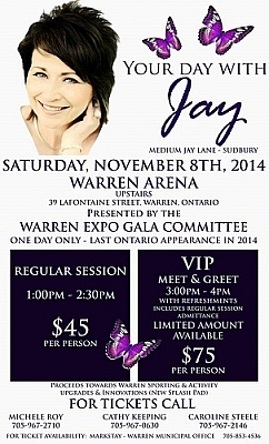 Your Day with Jay in Warren