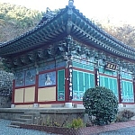 Dadae-am, a small Buddhist hermitage.