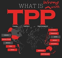 What's wrong with the risky TPP?
