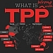 "What's wrong with the risky TPP? Modified from ""What Is Wrong With the Trans-Pacific Partnership"" (Licensed under CC BY 3.0 via Wikimedia Commons)."