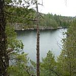 Scenery from Samuel de Champlain Park.